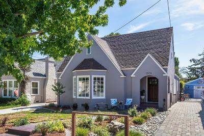 SAN JOSE Single Family Home For Sale: 1504 Hanchett Ave