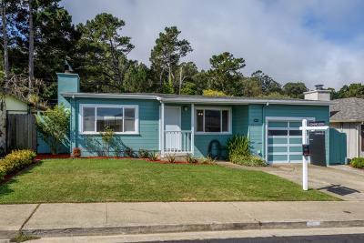 SOUTH SAN FRANCISCO Single Family Home For Sale: 216 Clifden Dr
