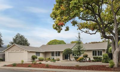 MOUNTAIN VIEW Single Family Home For Sale: 1864 Orangetree Ln