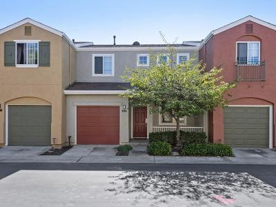 SAN JOSE CA Townhouse For Sale: $748,000