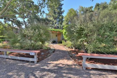 PALO ALTO Single Family Home For Sale: 3618 Laguna Ave