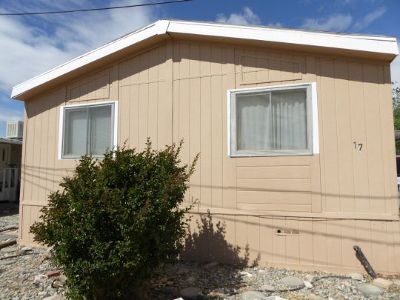 Inyo County, Kern County, Tulare County Mobile/Manufactured For Sale: 700 Silver Ridge #17