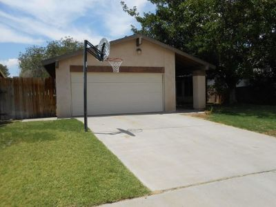 Inyo County, Kern County, Tulare County Single Family Home For Sale: 1235 N Mono Court