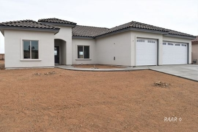 Inyokern, Johannesburg, Ridgecrest Single Family Home For Sale: 204 Salt River Dr