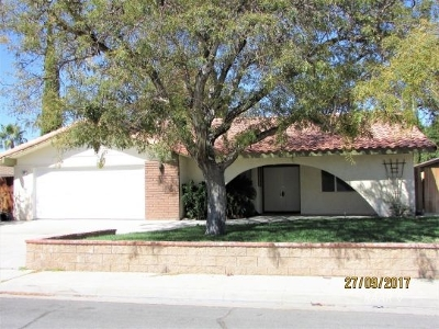 Inyo County, Kern County, Tulare County Single Family Home For Sale: 910 Las Cruces Ave