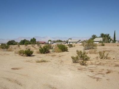 Inyo County, Kern County, Tulare County Residential Lots & Land For Sale: Brianna St.