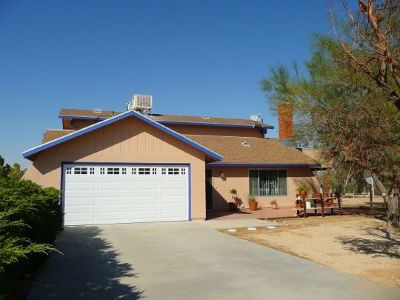 Inyo County, Kern County, Tulare County Single Family Home For Sale: 8559 Panorama Trail Ave