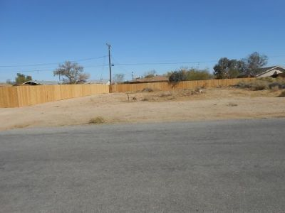 Inyo County, Kern County, Tulare County Residential Lots & Land For Sale: Sims St.