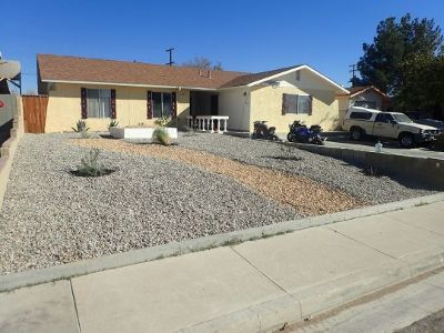 Inyo County, Kern County, Tulare County Single Family Home For Sale: 332 N Fairview