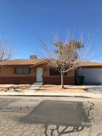 Inyo County, Kern County, Tulare County Single Family Home For Sale: 743 S Nevada Rd