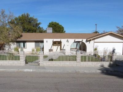 Inyo County, Kern County, Tulare County Single Family Home For Sale: 800 W Wasp Ave