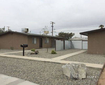 Inyo County, Kern County, Tulare County Multi Family Home For Sale: 231 S Norma