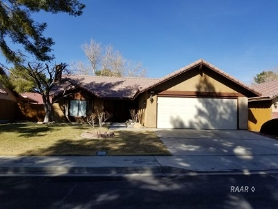 Inyo County, Kern County, Tulare County Single Family Home For Sale: 406 Mt Rainier