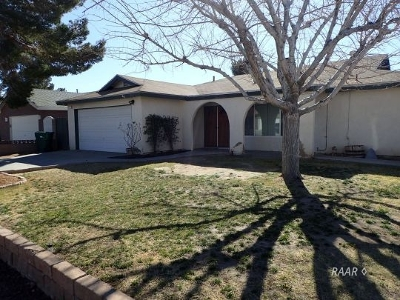 Inyo County, Kern County, Tulare County Single Family Home For Sale: 237 W Rader