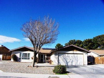Inyo County, Kern County, Tulare County Single Family Home For Sale: 313 S Locust St