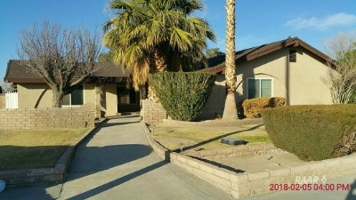Inyo County, Kern County, Tulare County Single Family Home For Sale: 500 N Sierra View St