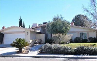 Inyo County, Kern County, Tulare County Single Family Home For Sale: 1006 N Sierra View St
