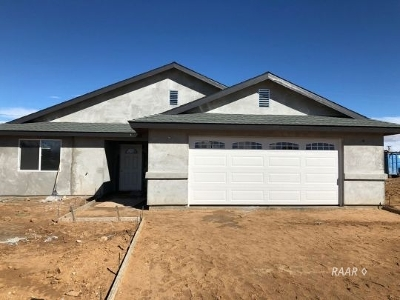 Inyo County, Kern County, Tulare County Single Family Home For Sale: 1100 Mayo St