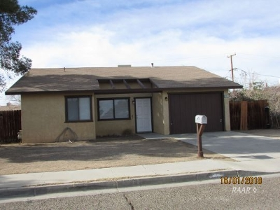 Inyo County, Kern County, Tulare County Single Family Home For Sale: 213 Desert Candles St