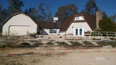 Inyo County, Kern County, Tulare County Single Family Home For Sale: 9123 Bow Ave.
