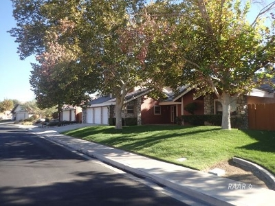 Inyo County, Kern County, Tulare County Single Family Home For Sale: 1040 Meadowview Ln