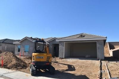 Inyokern, Johannesburg, Ridgecrest Single Family Home For Sale: 205 Salt River Dr