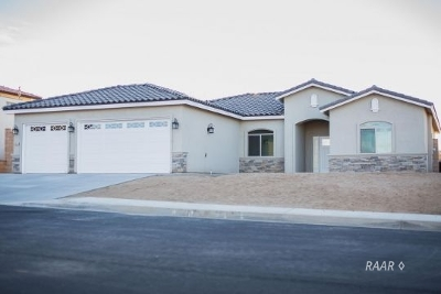 Inyokern, Johannesburg, Ridgecrest Single Family Home For Sale: 2313 S Del Rosa Dr