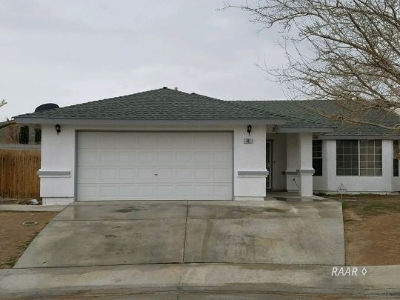 Inyo County, Kern County, Tulare County Single Family Home For Sale: 421 Christopher Ct