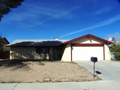 Inyo County, Kern County, Tulare County Single Family Home For Sale: 622 W Coso Ave