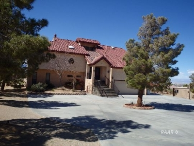 Inyo County, Kern County, Tulare County Single Family Home For Sale: 1124 E Treat Ave