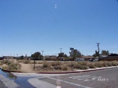 Inyo County, Kern County, Tulare County Residential Lots & Land For Sale: 080-061-01 E Ridgecrest Blvd