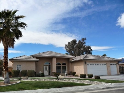 Inyo County, Kern County, Tulare County Single Family Home For Sale: 1207 Carolyn St