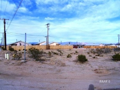 Inyo County, Kern County, Tulare County Residential Lots & Land For Sale: 081-022-12 Idaho Ave