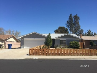 Inyo County, Kern County, Tulare County Single Family Home For Sale: 1206 N Inyo St