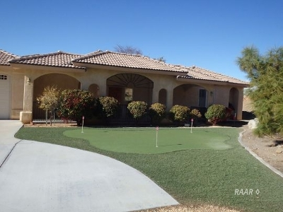 Inyo County, Kern County, Tulare County Single Family Home For Sale: 2522 S Summit St