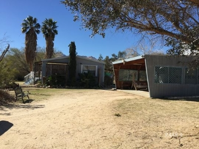 Inyo County, Kern County, Tulare County Single Family Home For Sale: 8252 Greasewood Ave