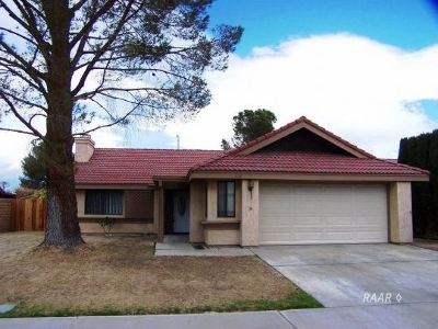 Inyo County, Kern County, Tulare County Single Family Home For Sale: 424 Mount Baldy Cir