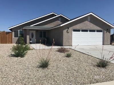 Inyo County, Kern County, Tulare County Single Family Home For Sale: 1340 W Coronado Ave