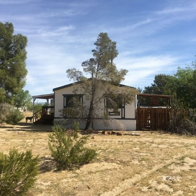 Inyo County, Kern County, Tulare County Single Family Home For Sale: 7724 Big Horn St