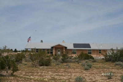 Inyo County, Kern County, Tulare County Single Family Home For Sale: 6542 Ridgecrest