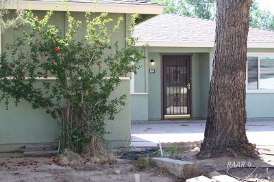 Inyo County, Kern County, Tulare County Single Family Home For Sale: 336 Rancho St