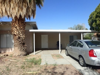 Inyo County, Kern County, Tulare County Multi Family Home For Sale: 601 S Allen St
