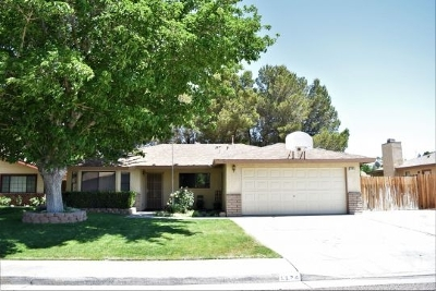 Inyo County, Kern County, Tulare County Single Family Home For Sale: 1124 Faith Ct