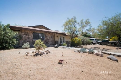 Inyo County, Kern County, Tulare County Single Family Home For Sale: 1290 Palo Verde Dr