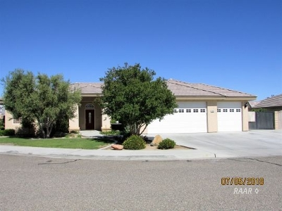 Inyo County, Kern County, Tulare County Single Family Home For Sale: 1106 Kaitlin Ct