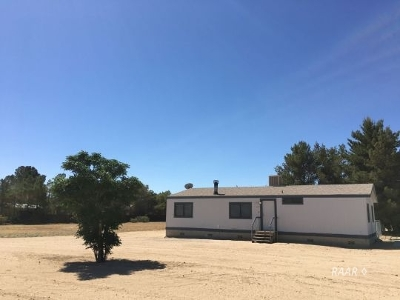 Inyo County, Kern County, Tulare County Single Family Home For Sale: 4749 Drummond Ave.