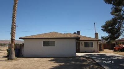 Inyo County, Kern County, Tulare County Single Family Home For Sale: 933 W Coronado Ave