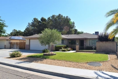 Inyo County, Kern County, Tulare County Single Family Home For Sale: 1118 Faith Ct