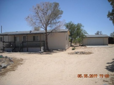 Inyo County, Kern County, Tulare County Single Family Home For Sale: 4325 Weiman Ave