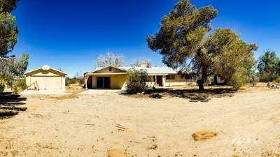 Inyo County, Kern County, Tulare County Single Family Home For Sale: 2128 Felspar